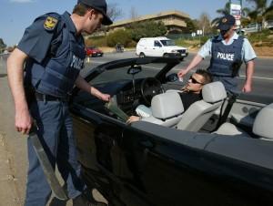 South Africa's crime statistics