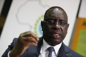 Plus de 72 milliards sont affectés à la mise en œuvre d'accords convenus avec les syndicats, selon Macky Sall. Photo AFP