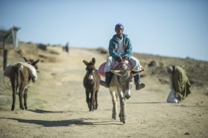 Lesotho is one of the least developed countries in the world and more than half the population live below the national poverty line. Photo: AFP/Mujahid Safodien