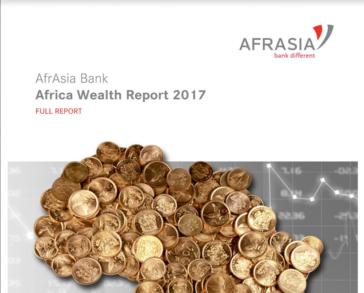 L'Africa Wealth Report, produit par New World Wealth, fait chaque année le classement des grosses fortunes du continent. Capture d'écran Africa Check.