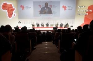 La  première édition du NEF s'est tenue dans la capitale sénégalaise les 8 et 9 mars 2016. Photo AFP