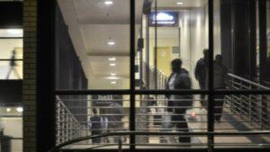 Chris Hani Baragwanath de Soweto est le plus grand hopital d'Afrique. Phot : AFP.