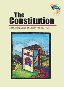 The South African Constitution, 1996