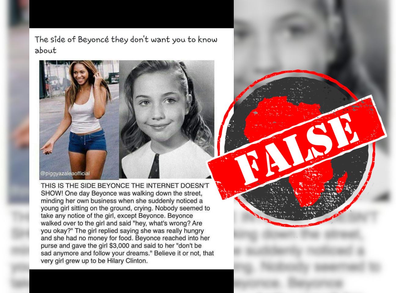 BeyonceClinton_False