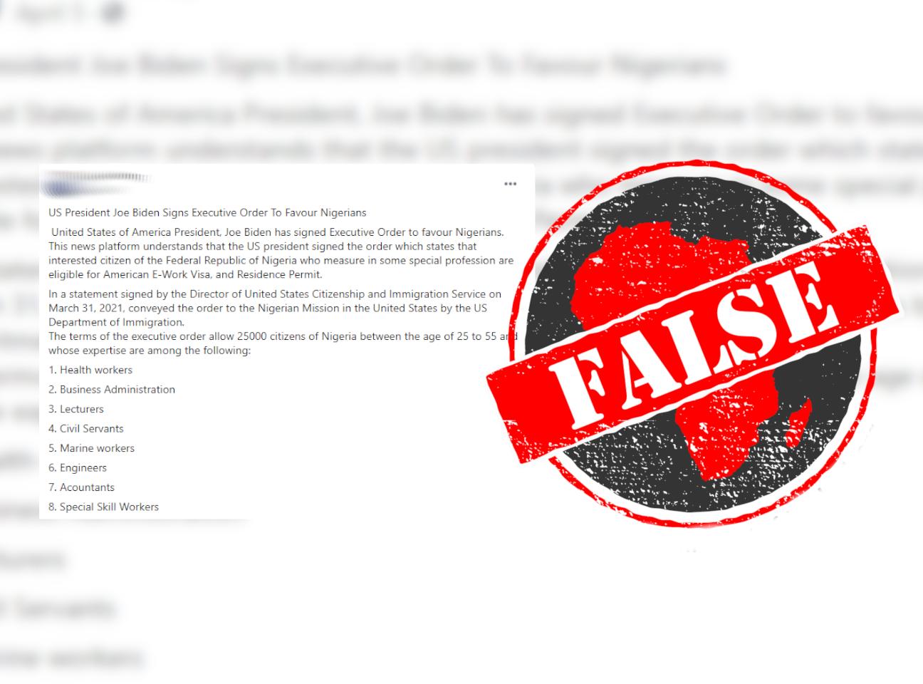 BidenNigeria_False