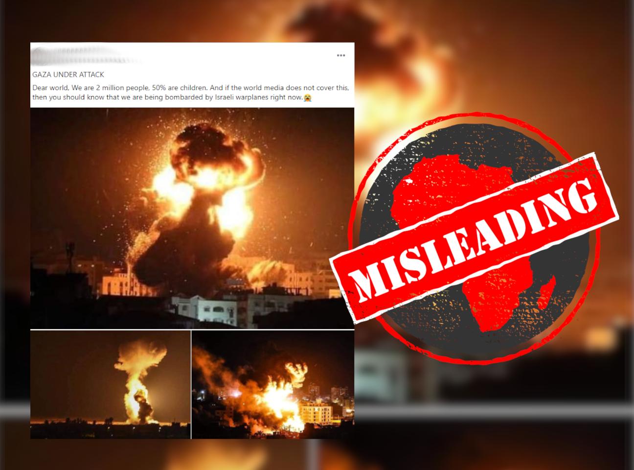 Gaza_Misleading