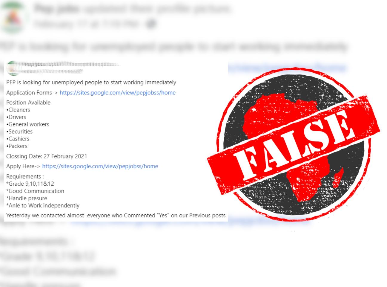 Jobscam_False