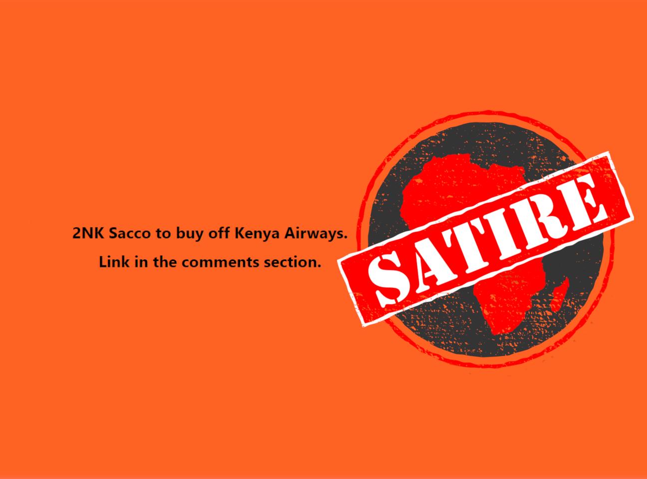 KenyaAirways_Satire