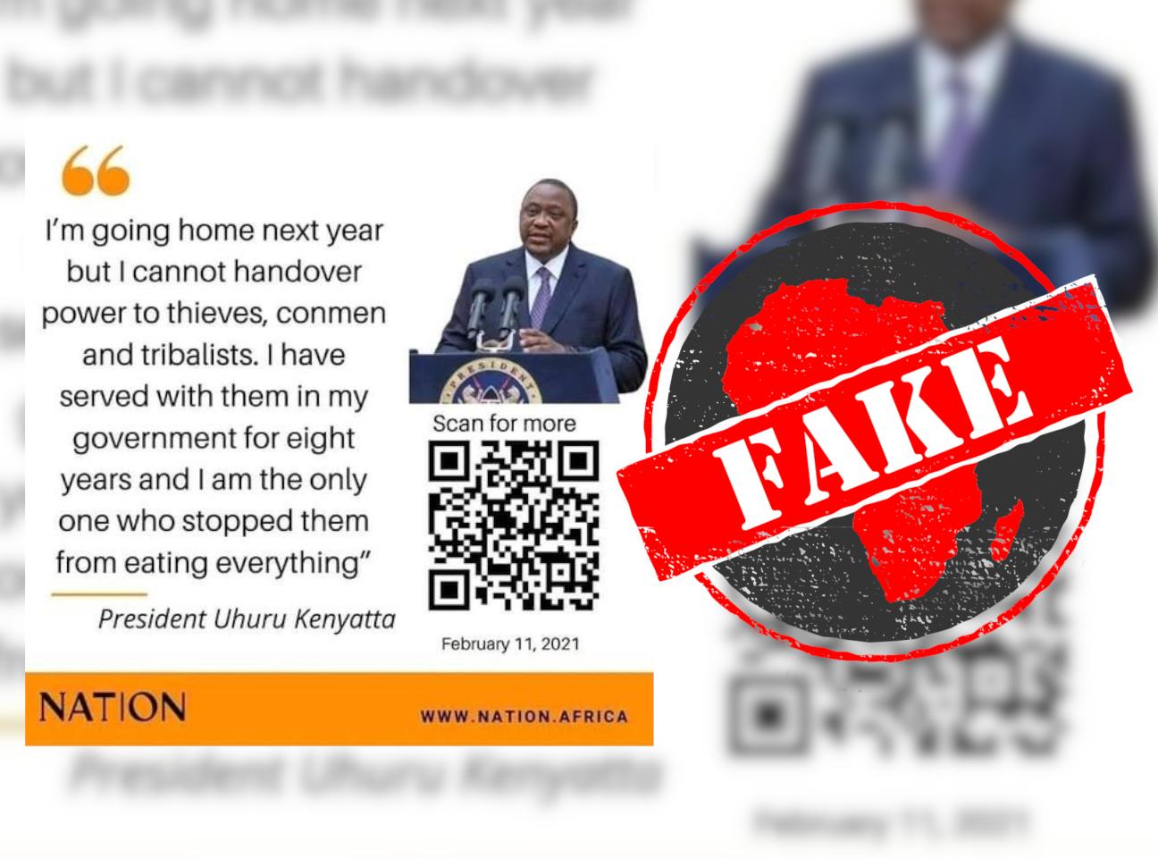 Kenyatta_Fake