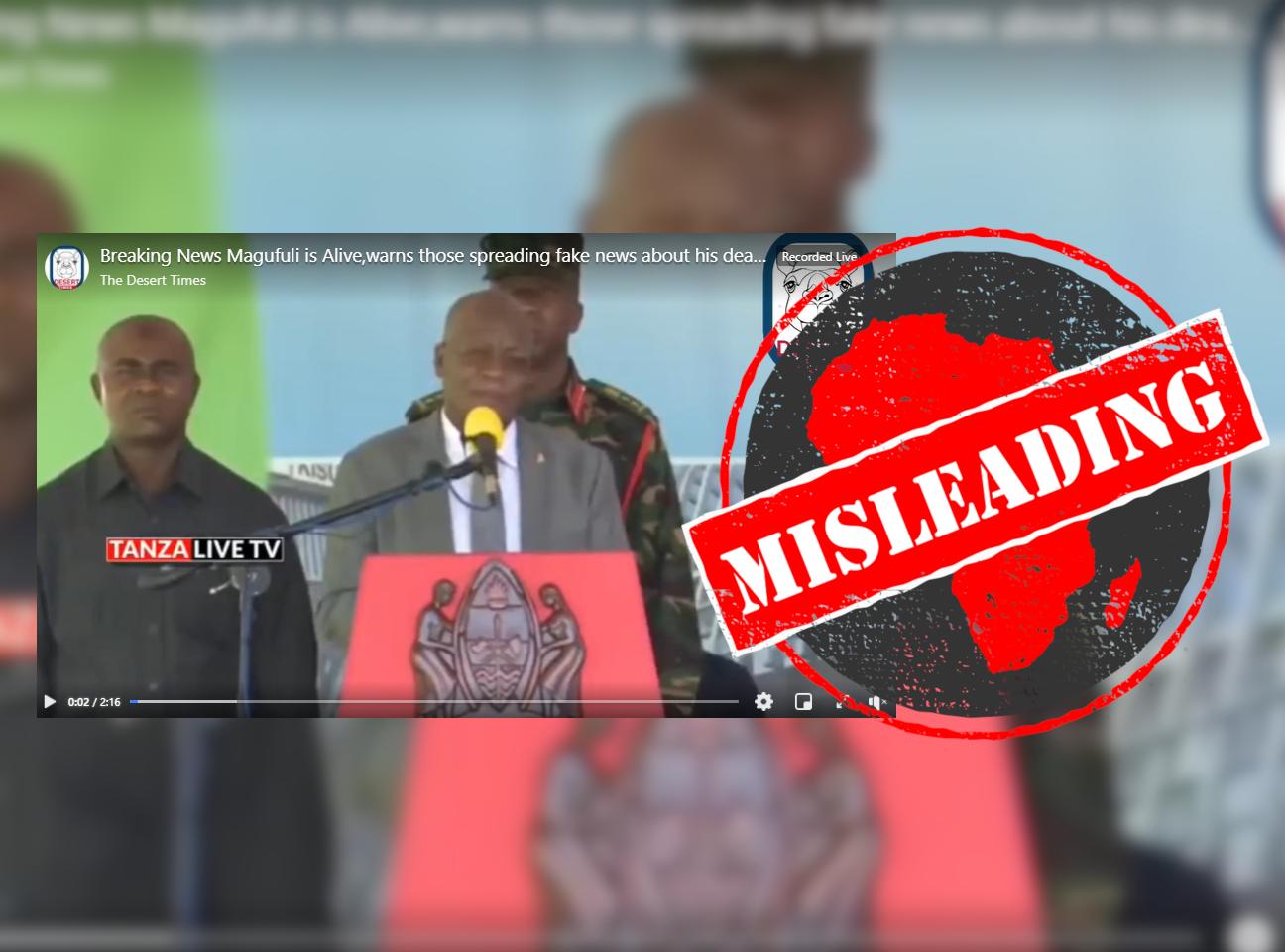 Magufuli_Misleading