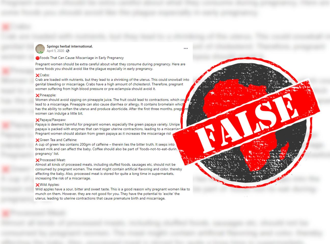 Miscarriage_False