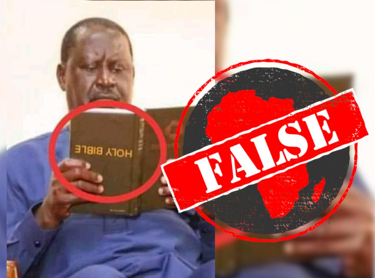Odinga_False