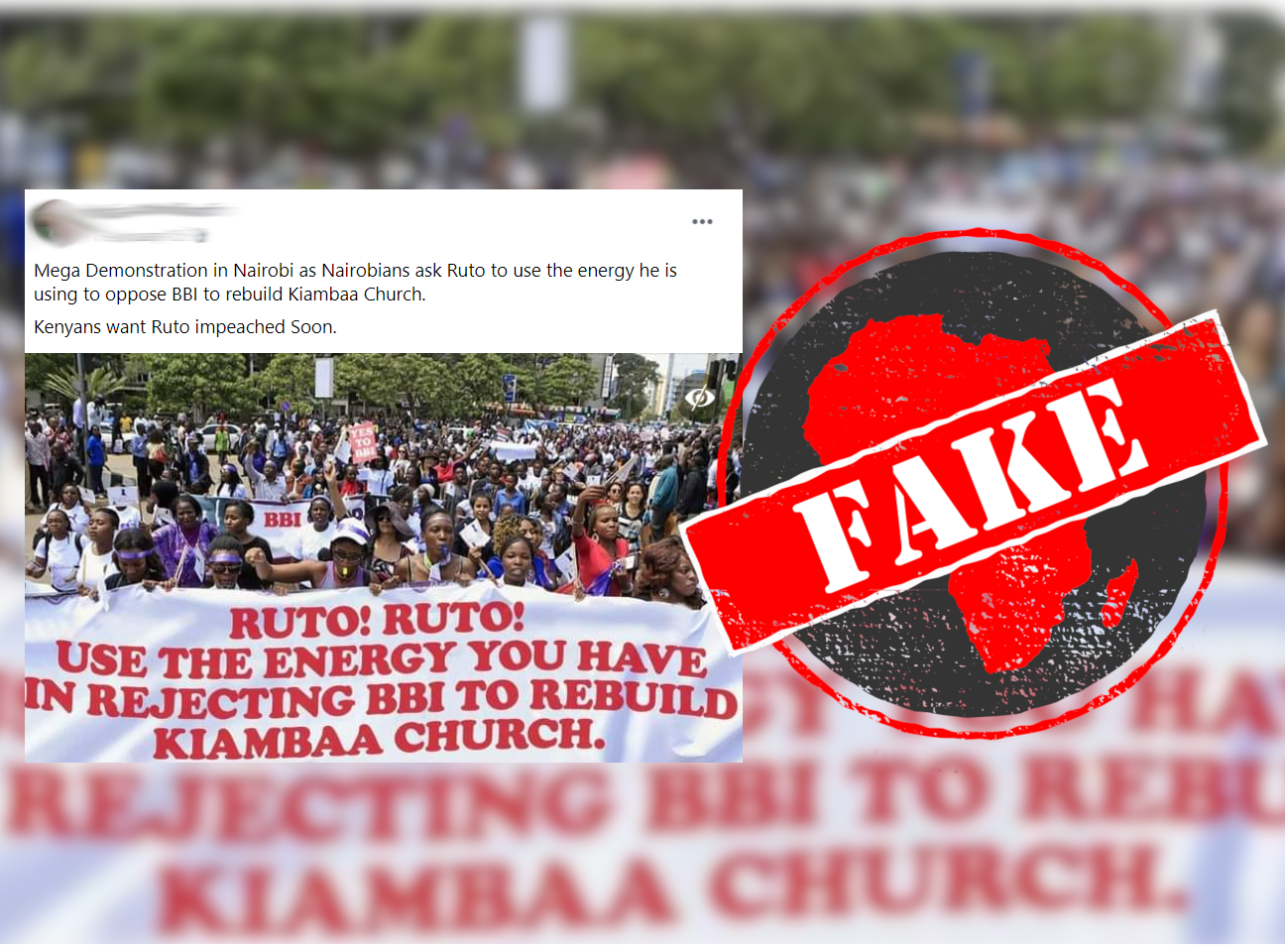 Ruto_Fake
