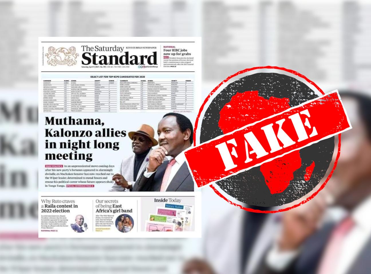 StandardNewspaper_Fake