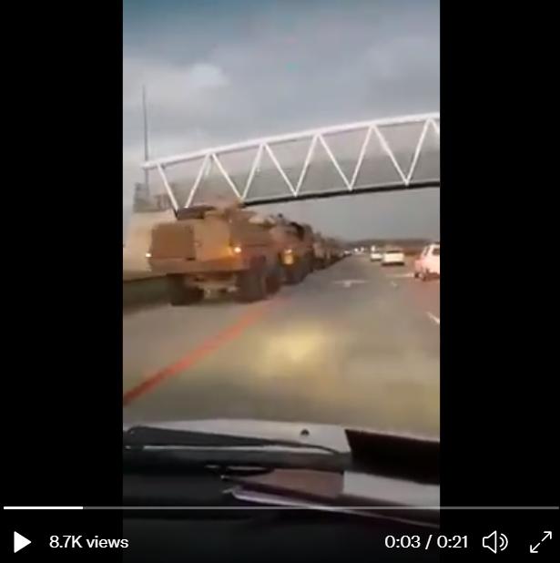 Freeway tanks