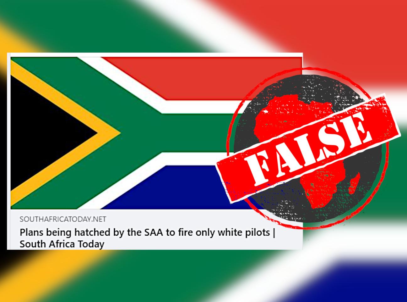 saa pilots false