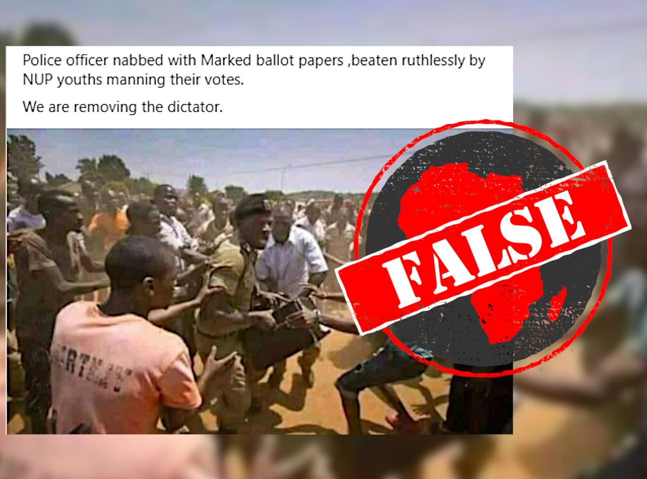 police false