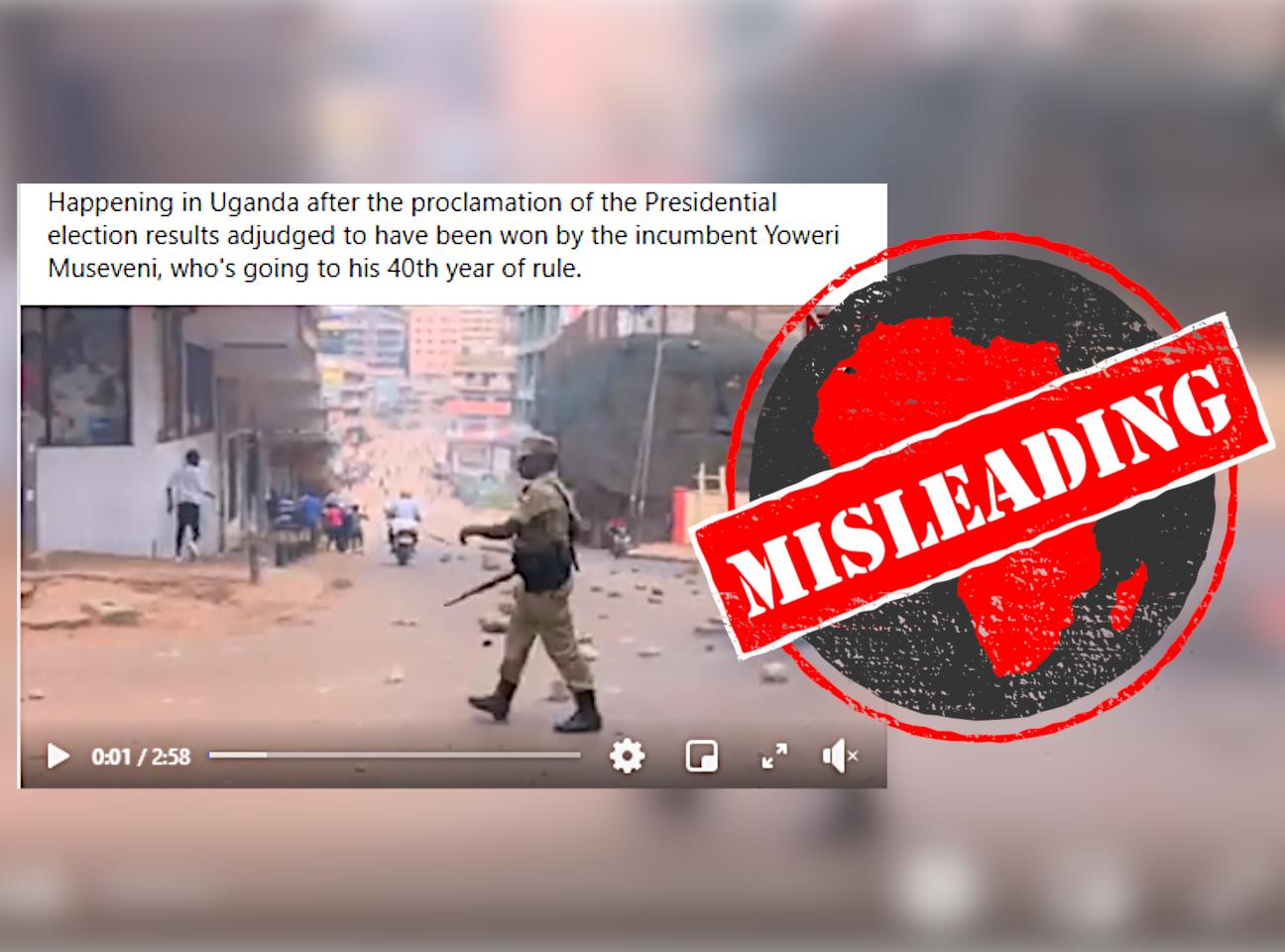 uganda violence