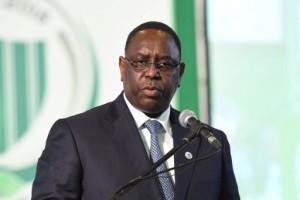Le chef de l'Etat sénégalais Macky Sall mise sur le PSE pour le développement de son pays. Photo AFP
