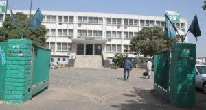 La Mason du Parti -- siège du PS-- au quartier Colobane à Dakar. Photo PS.