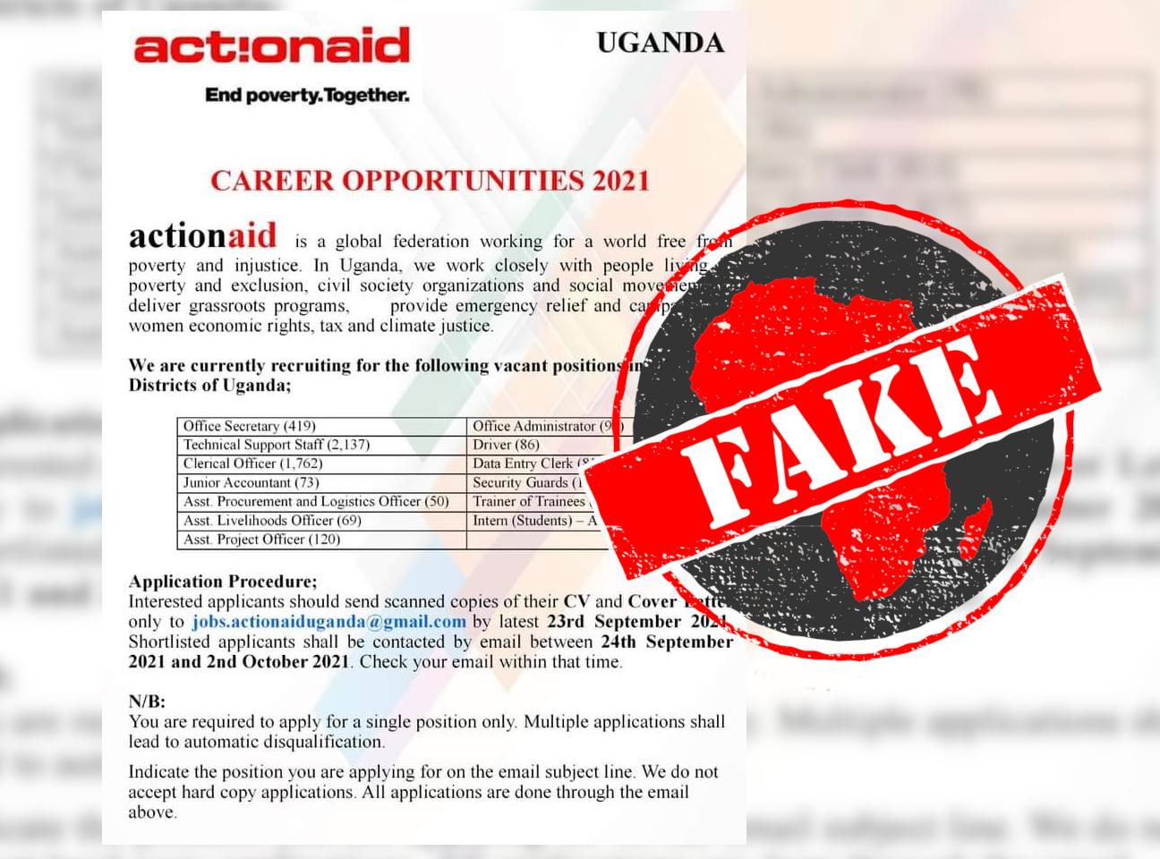 Actionaid_Fake