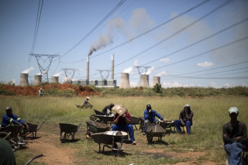 South Africa the 12th biggest source of greenhouse gases? Yes, but that's not the only measure that matters