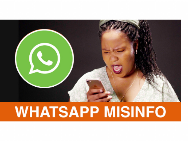 whatsapp misinfo